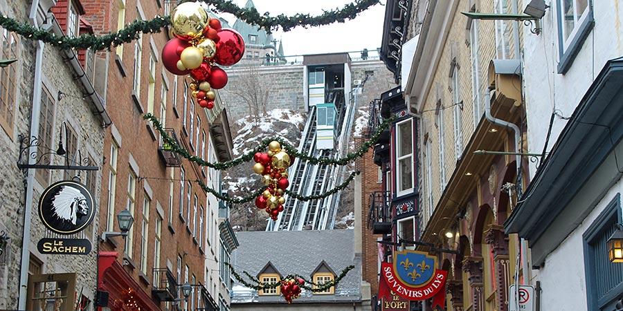 Top North American Destinations: Québec City